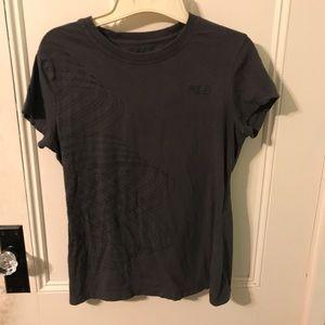 Grey Fila t-shirt